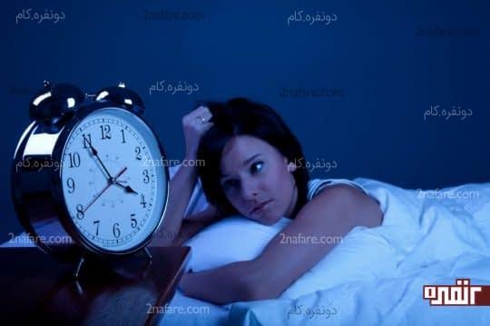 کم خوابی در بارداری
