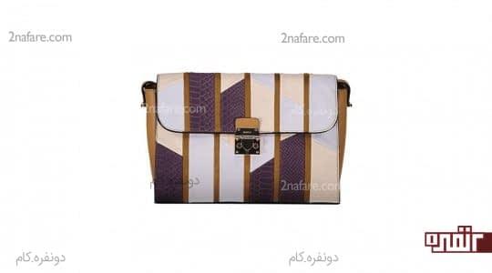 کیف دستی پرینت گرفته