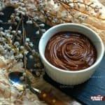 طرز تهیه خامه شکلاتی مرحله به مرحله