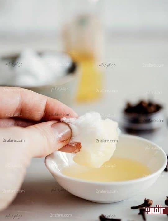 استفاده از میخک برای تسکین دندان درد