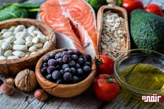 رژیم غذایی مناسب بیماری پسوریازیس