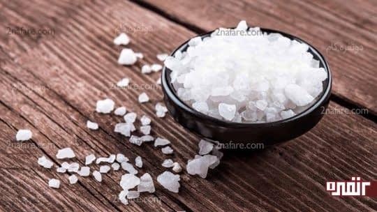 نمک اپسوم برای درمان نقرس