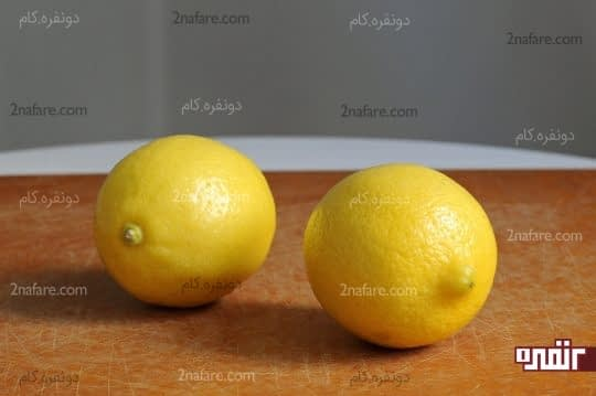 آب لیمو برای درمان آکنه