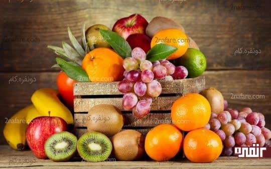 استفاده از میوه برای درمان بیماری نقرس