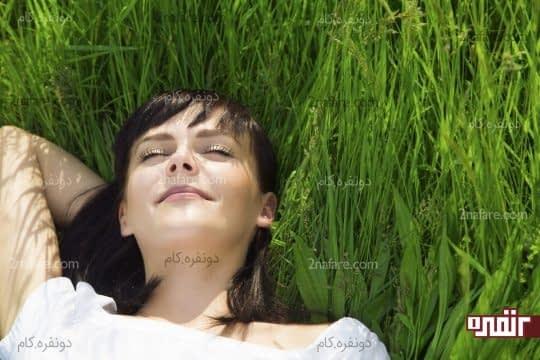 آرامش طبیعت درمان انواع سردرد
