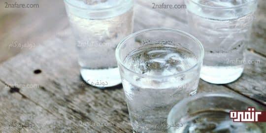 آب سرد برای درمان نقرس