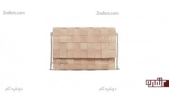 کیف دستی زنانه با زنجیر