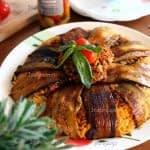 طرز تهیه پاتلیجان دیبی (خوراک ترکیه)