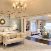 ابعاد اتاق در انتخاب رنگ دیوارها تاثیرگذار است