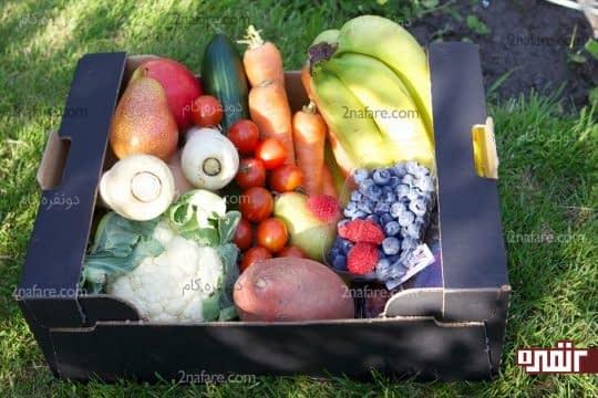از میوه ها برای مقابله با چربی خون غافل نشوید
