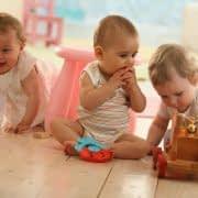انتخاب اسباب بازی مناسب با سن کودک