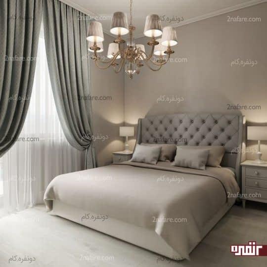 بهترین رنگ ها برای اتاق خواب مدرن و دنج