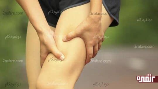 تأثیر کمبود کلسیم بر بی حسی و گرفتگی عضلات