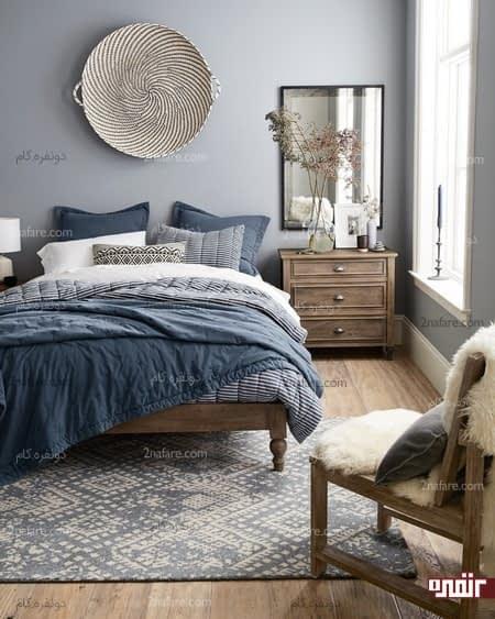 تزیین دکورسنتی برای اتاق خواب