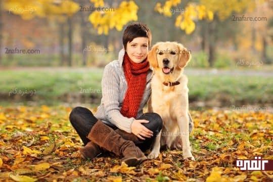 حس خوب و دلچسب نگهداری از حیوانات موثر در مقابله با افسردگی فصلی