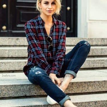 خانم های کوتاه قد چه لباس هایی می تونند بپوشند؟