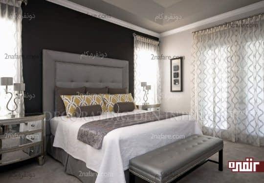 خاکستری محبوب ترین رنگ در سبک مدرن