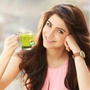 خواص چای سبز برای زیبایی پوست و مو