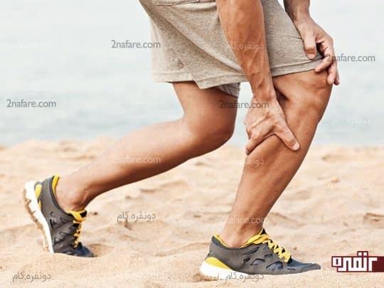 درد و گرفتگی عضلات و استخوان ناشی از کمبود کلسیم