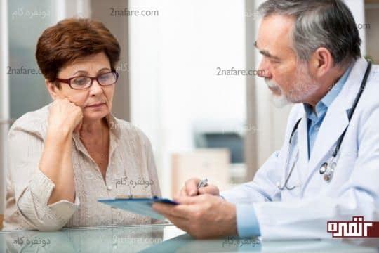 درصورت قطع نشدن و طولانی شدن سکسکه حتما به پزشک مراجعه کنید