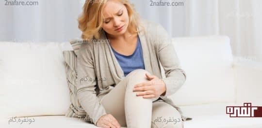 درمان های خانگی و طبیعی برای زانو درد
