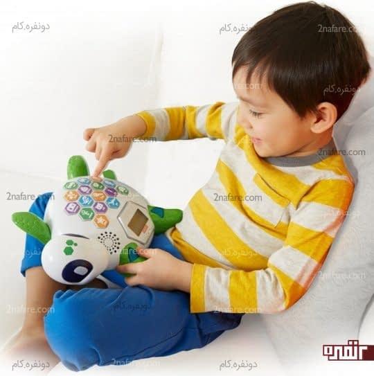 سه تا پنج سالگی(شناخت دنیای جدید)