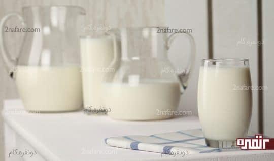 شیر رو از قلم نندازین