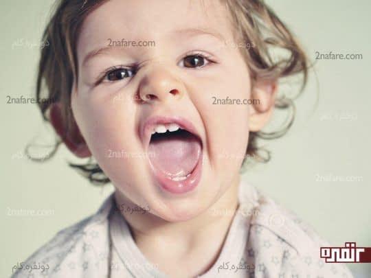 علت بد نفس کشیدن در کودکان
