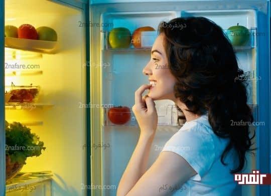 قبل از خواب چی بخوریم و چی نخوریم؟