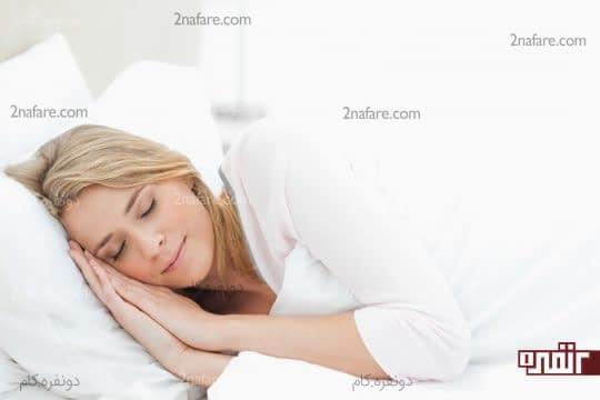 قبل از عروسی بیشتر مراقب تایم خوابتون باشین