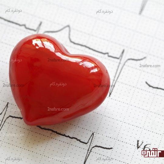 قلب شما را تقویت می کند