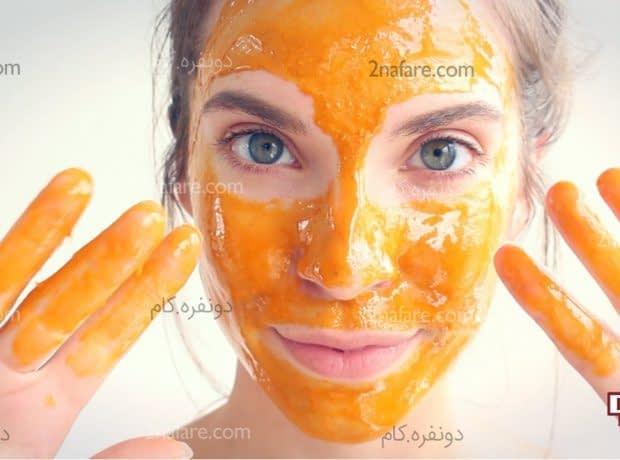 ماسک صورت خانگی با عسل