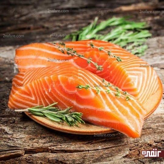 ماهی و معجزه ی آن در کم کردن چربی خون