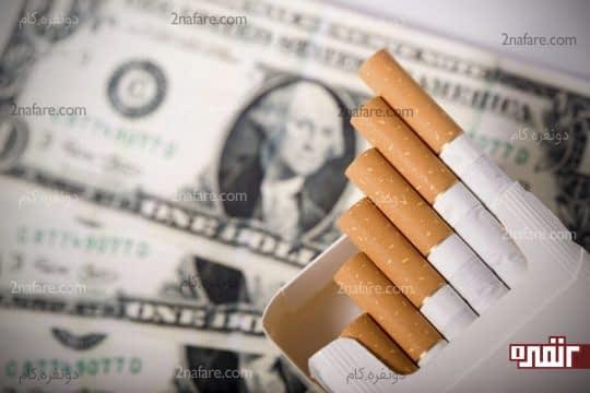 مقایسه هزینه سیگار با وسایل مورد علاقه نوجوان