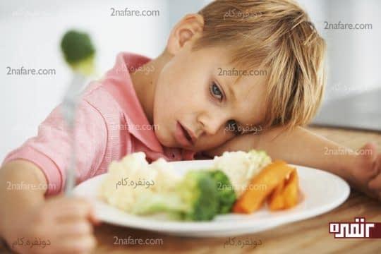 مواد طبیعی و مفید برای افزایش اشتهای کودکان