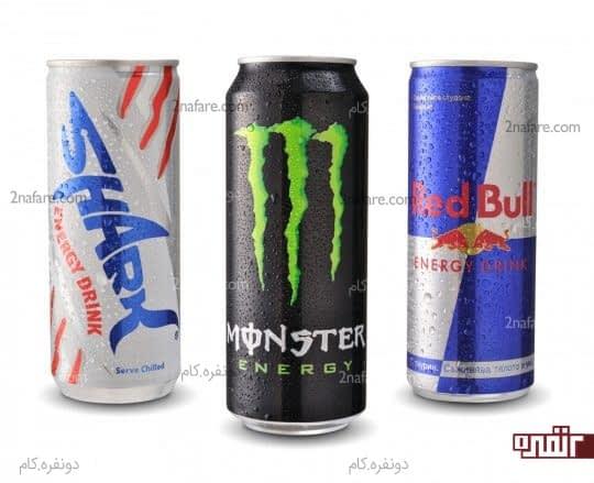 نوشیدنی های انرژی زا رو از برنامه غذاییتون حذف کنین