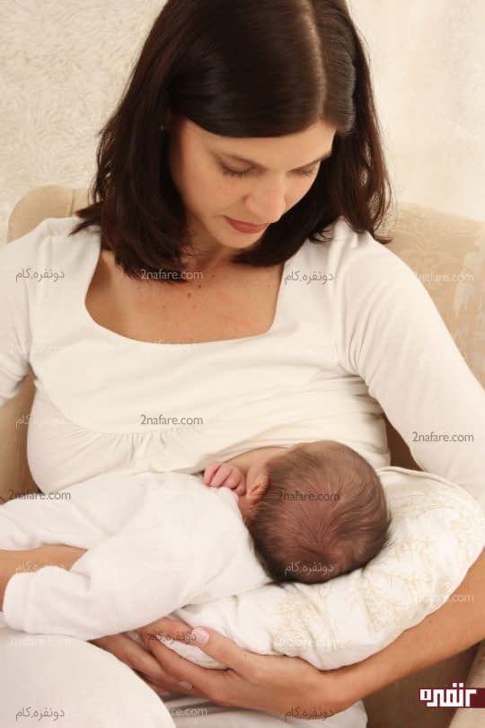 کمک به مادران در دوران شیردهی