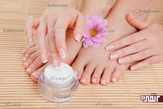 استفاده از گلیسیرین برای درمان پوست مرده پا