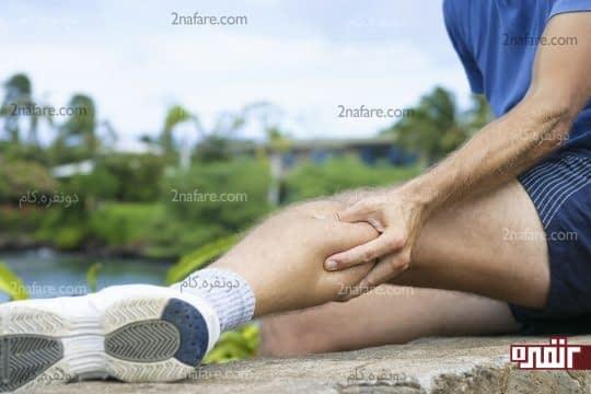 درمان خانگی کشیدگی عضله