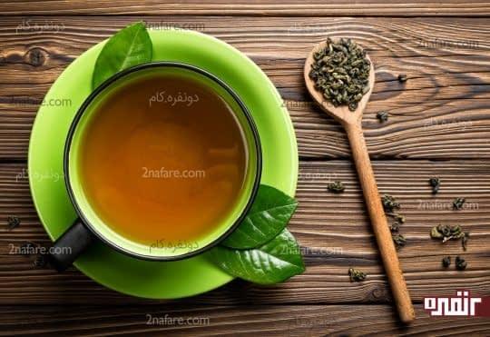 چای سبز درمانی مناسب برای عفونت خون