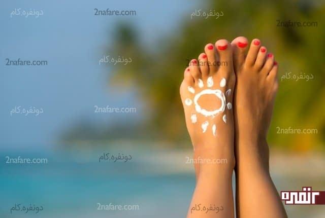کرم های ضد آفتاب
