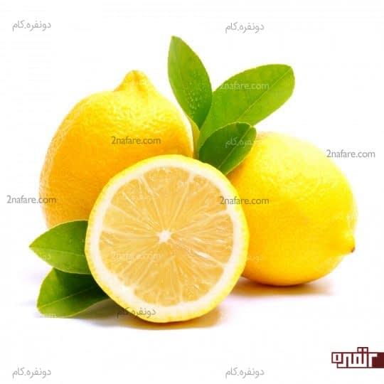 لیمو برای رفع سکسکه