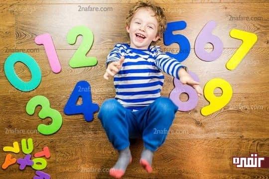 آموزش شمارش اعداد به کودک