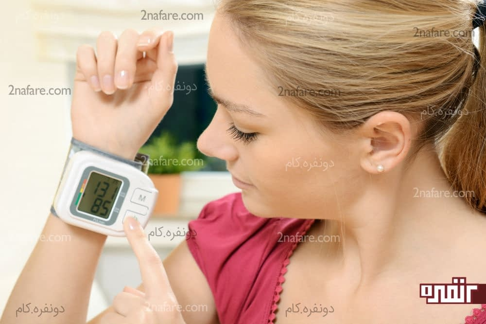 درمان و کنترل فشار خون در طب سنتی