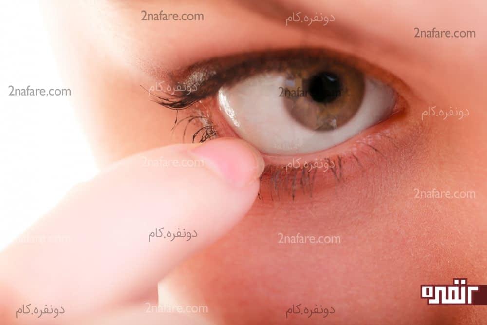 سلامتی چشم در زمان بارداری