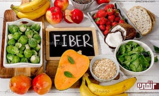 فیبر در درمان یبوست موثره