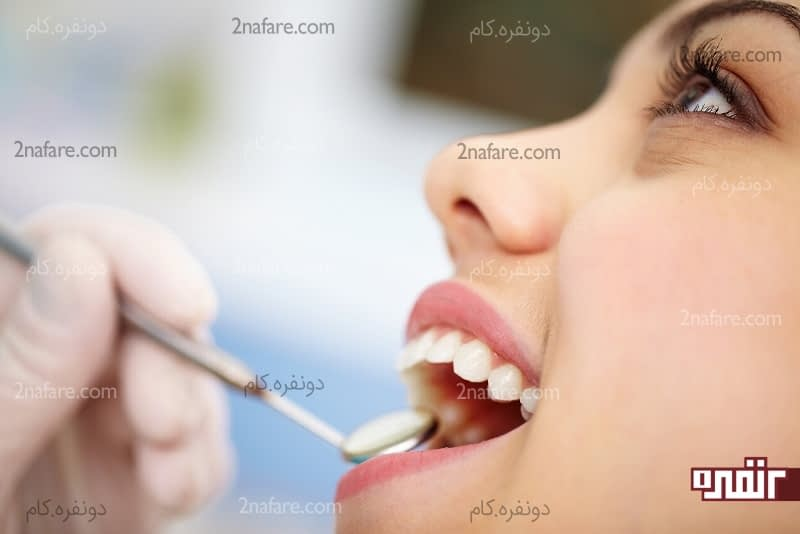 پر کردن دندان در زمان بارداری