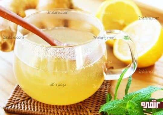 شربت آبلیمو عسل درمان تب و لرز