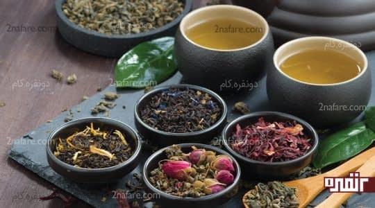 چای گیاهی برای درمان خانگی خلط سینه