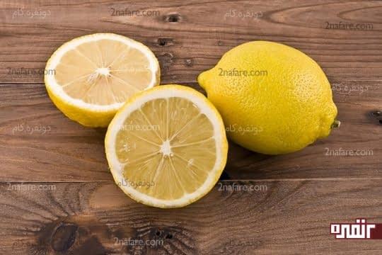استفاده از لیمو برای درمان پوست مرده پا